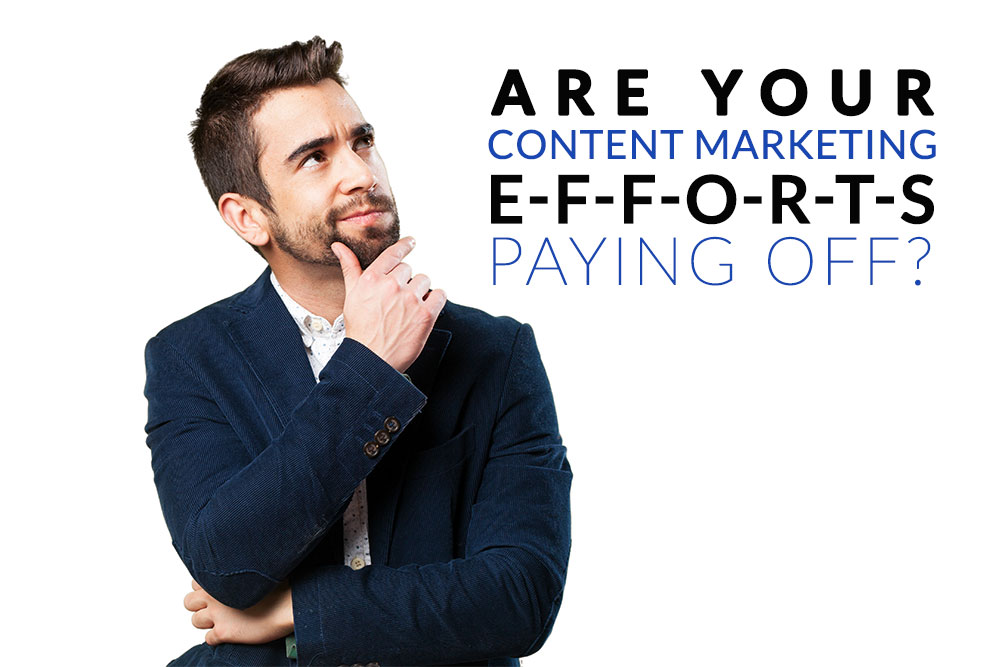 Are Your Content Marketing Efforts Paying Off wireplugged - Are Your Content Marketing Efforts Paying Off?