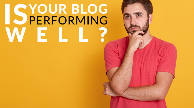 Is Your Blog Performing Well Wireplugged - Business Blog Metrics - Is Your Blog Performing Well?