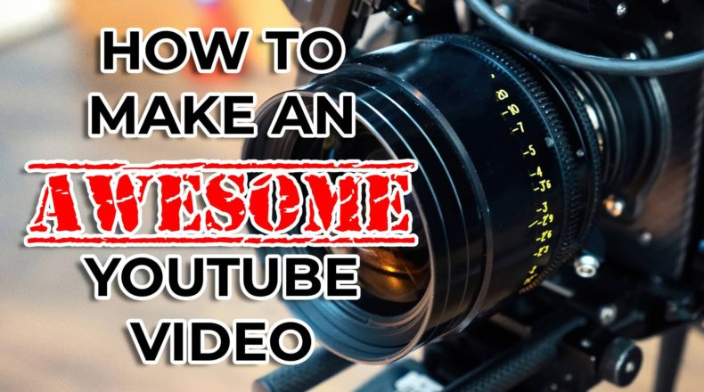How to Make an Awesome YouTube Video - Wireplugged